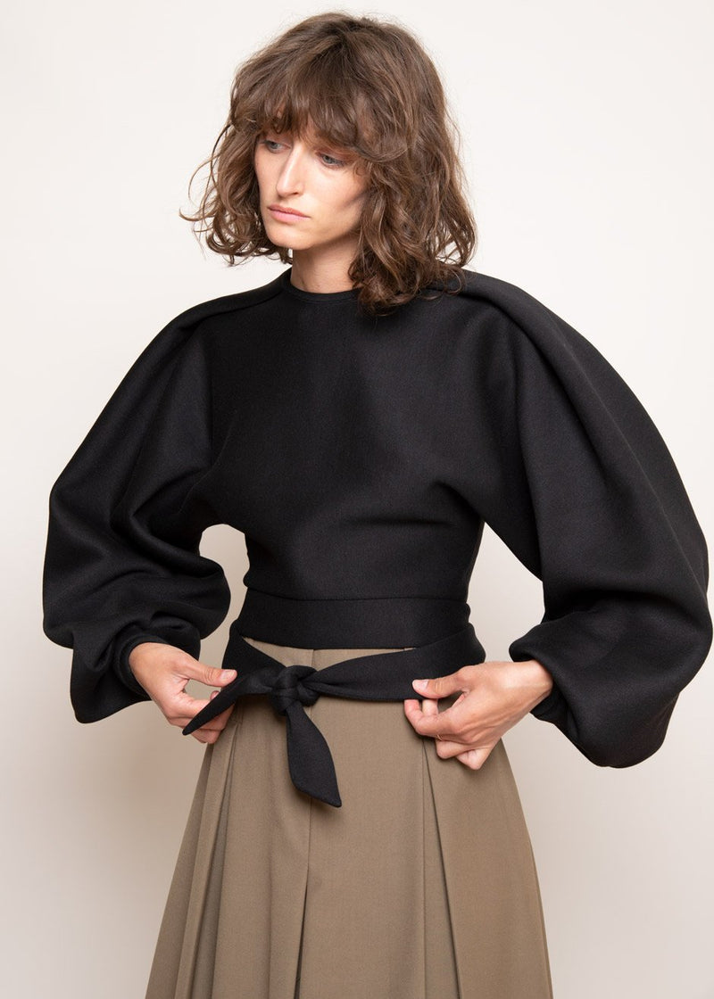 Goya Blouse by Beaufille in Black