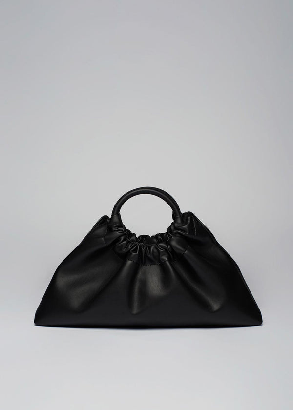 Nanushka Trapeze Bag in Black