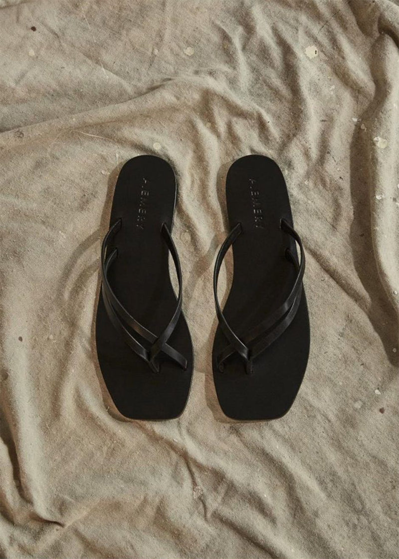 A.Emery Benni Sandals- Black shoes A.Emery