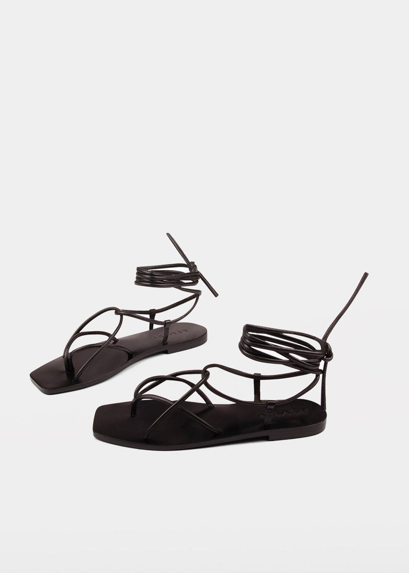 A.Emery Hazel Sandals- Black shoes A.Emery