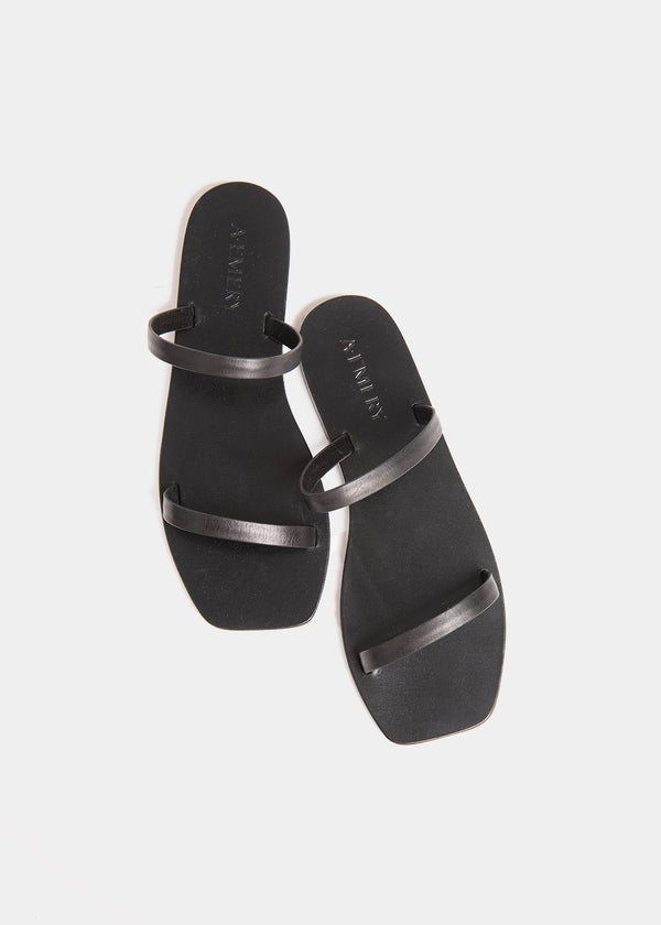 A.Emery Lola Sandals- Black shoes A.Emery