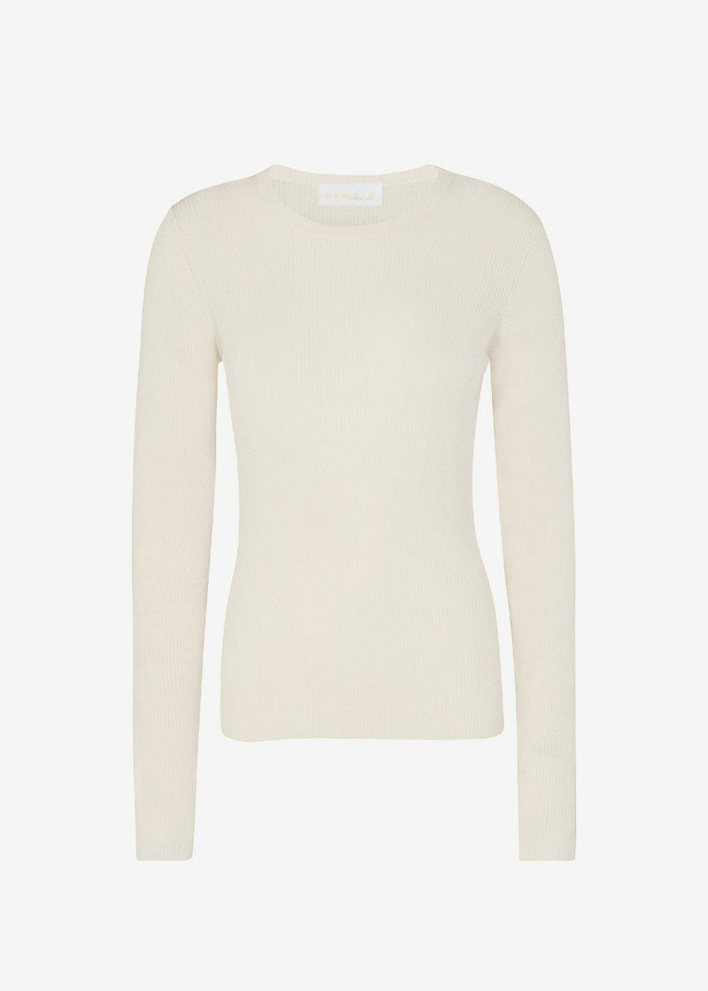 Basel Knit Top by REMAIN in Birch