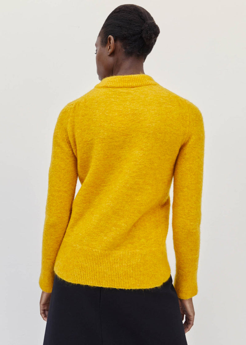 Smith Sweater by Rika Studios in Sunshine