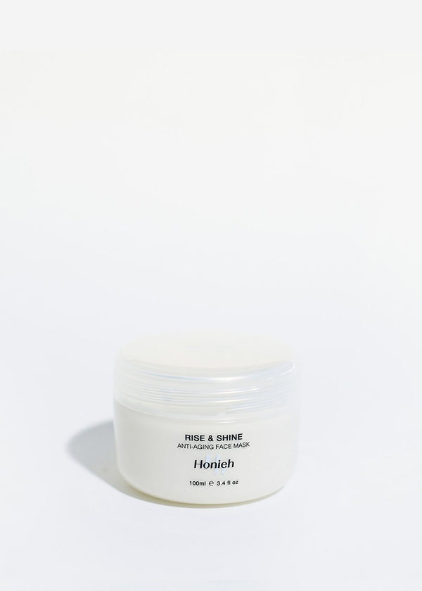 Honieh Rise & Shine Anti-Aging Mask w/Hyaluronic Acid Beauty Honieh