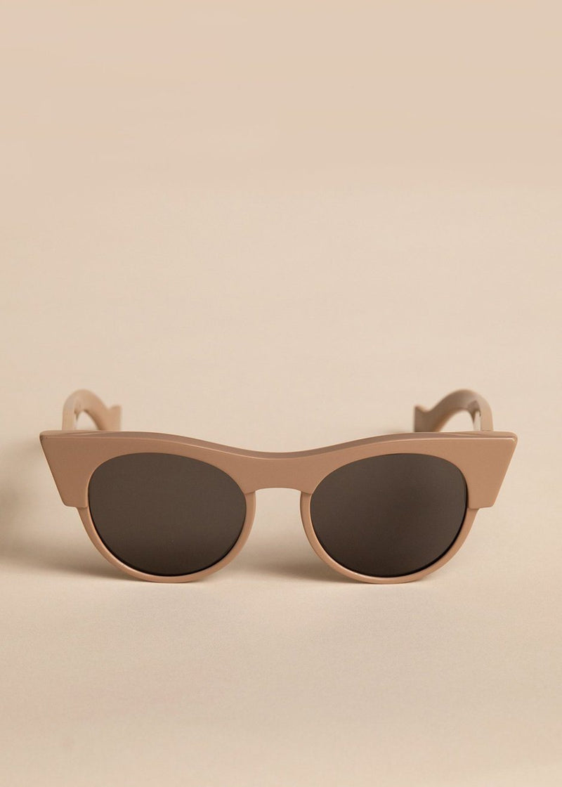 Icon Sunglasses by TOL Eyewear in Nude Sunglasses TOL Eyewear
