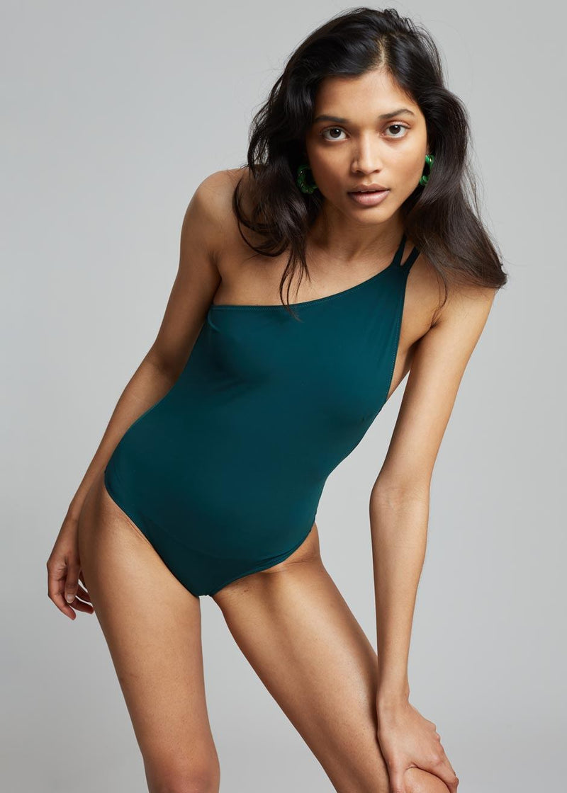 Lido Quindici Swimsuit - Indian Jade swimsuit Lido