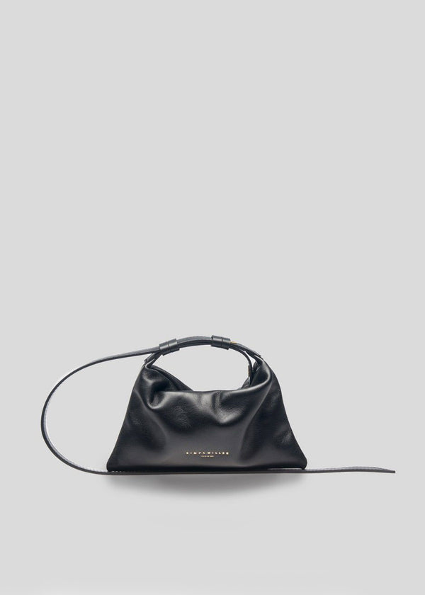 Mini Puffin Bag by Simon Miller in Black