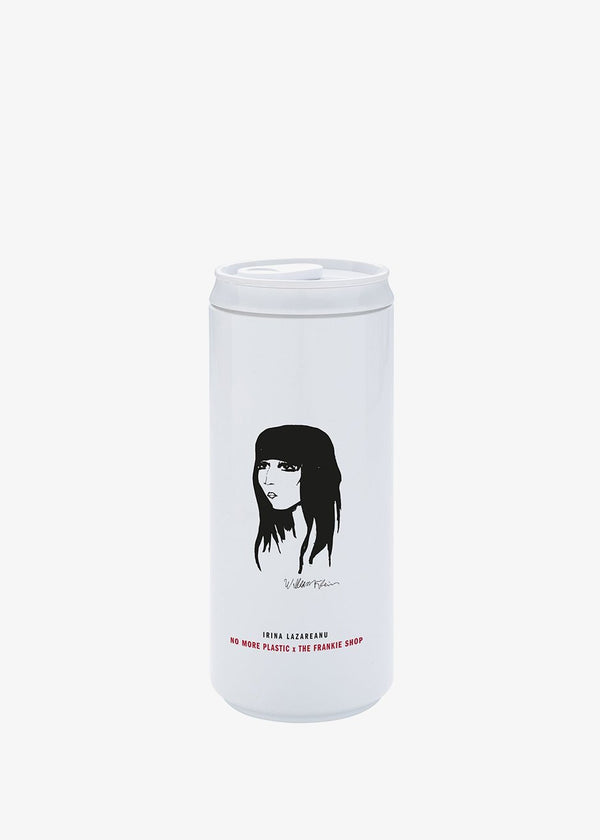 No More Plastic x TFS Eco Can- Irina Lazareanu & William Klein