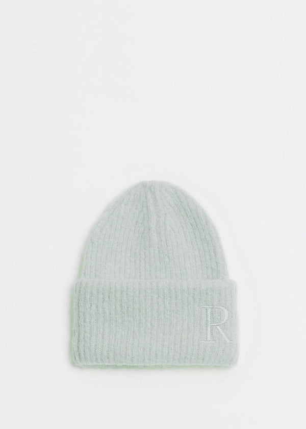 Sendina Beanie by Rodebjer in Dew Green