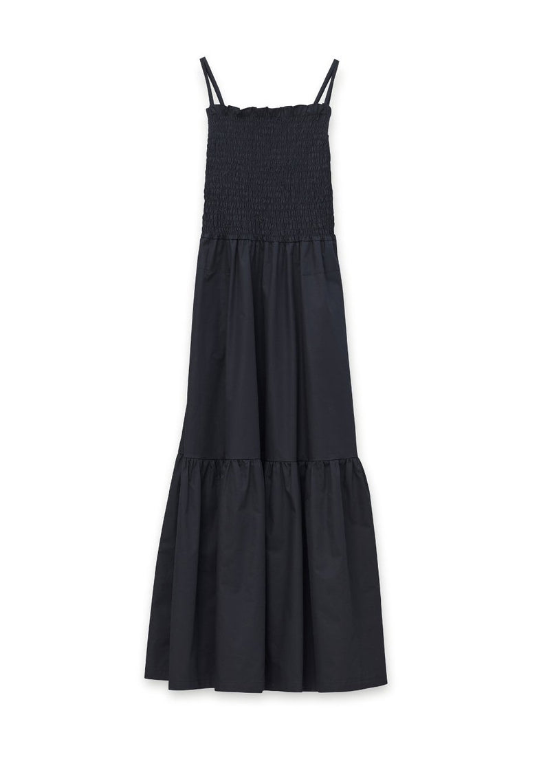Tazerwalt Sundress by Rodebjer in Black Dress Rodebjer