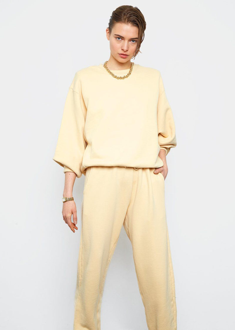 Vanessa Sweatpants- Banana pants The Frankie Shop