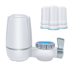 8 layers purification Ceramic filter for water filter purifier and 3 pcs Filter cartridges