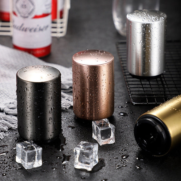 Electric Can, Bottle Opener Stainless Steel