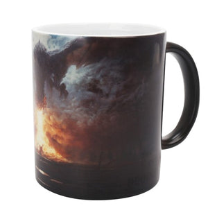 Game of Thrones Tribal Totem Color Changing Magic Mugs