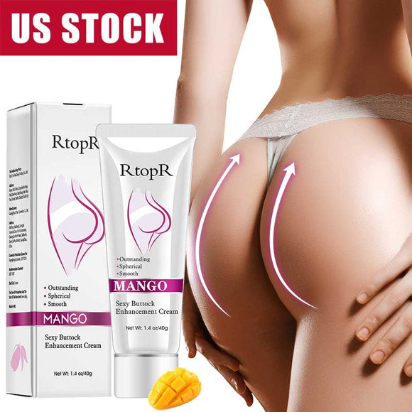 US Stock Sexy Buttock Enhancement Cream Body Skin Care Hip Firming Anti-Aging Buttock Treatment