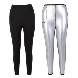 1PC Women Hot Sweat Fitness Lose weight Pants
