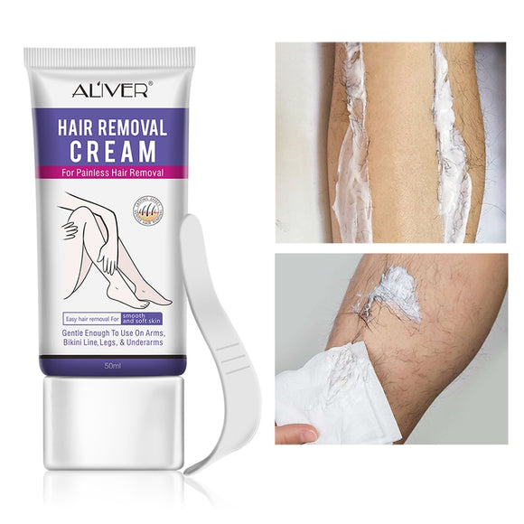 Depilatory Cream Body Painless Effective Hair Removal Cream