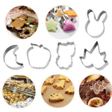 28 Style Cookie Cutters Cute Animal Shape