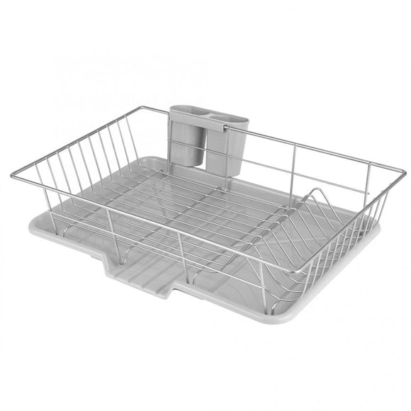 Metal Dish Drainer Drying Tray