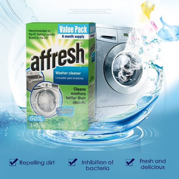 Washing Machine Effervescent Decontamination Cleaning Tablet