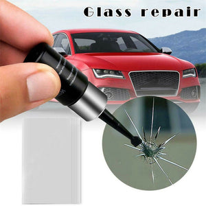 Car Cracked Glass Repair Tool DIY