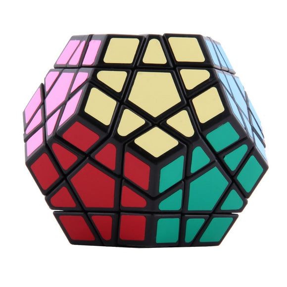 12-side Megaminx Magic Cube