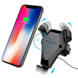 Car Mount Holder Fast Wireless Charging Magnetic  High Speed Certified portable charger