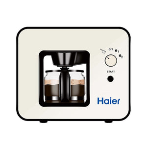 Modern Design 4 Cups Electric Coffee Maker Over-Heat Protective Cappuccino Mocha Coffee Grinder