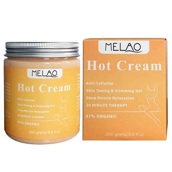 250g Anti Cellulite Massage Cream Slimming Weight Loss Firming Body