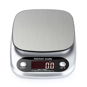 10kg/1g LCD Electronic Kitchen Scales