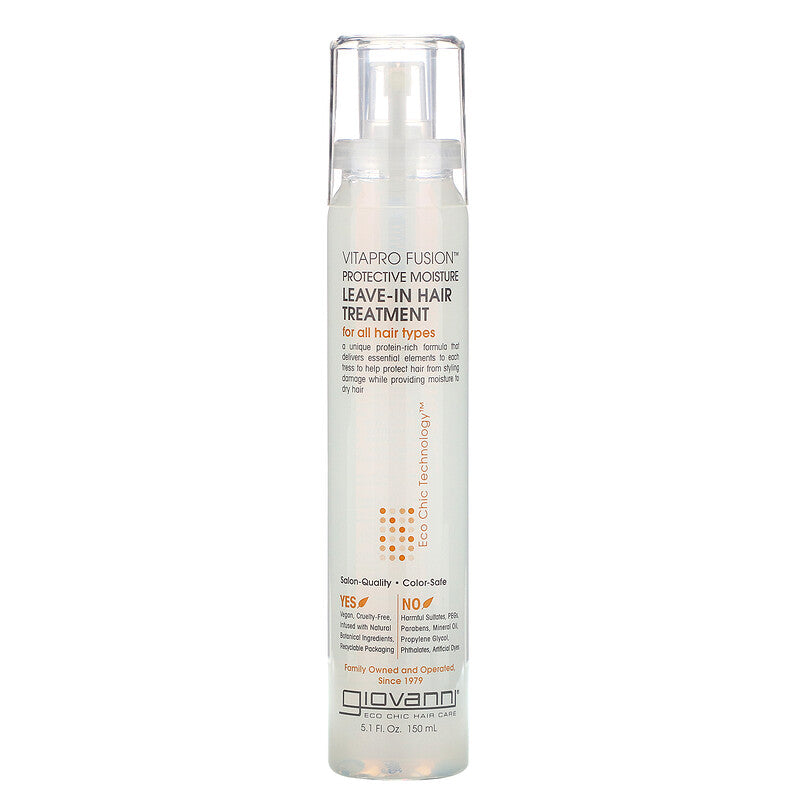 Giovanni, Vitapro Fusion, Protective Moisture, Leave-In Hair Treatment (150 ml)