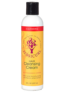 Jessicurl - Hair Cleansing Cream - 237ml (8oz)