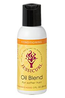 Jessicurl - Oil Blend for Softer Hair - 59ml (2oz)