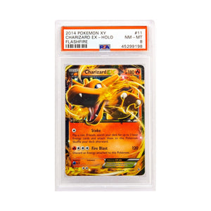 2014 POKEMON XY CHARIZARD EX BLACK STAR - POP KULCHA COLLECT - Graded cards, sealed products, toys and video games