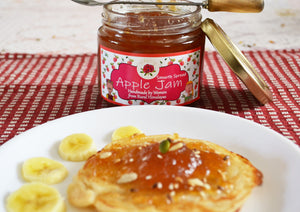 Handmade Apple Jam - Smooth Spread (400 g)