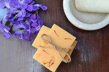Load image into Gallery viewer, Handmade Saffron Soap