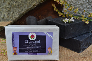 Handmade Activated Charcoal Soap
