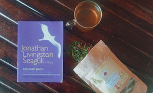 Himalayan Yew Tea with Sweet Violet & Mint