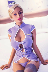 Erotische, blonde Lovedoll TIffany - Sexpuppe - Real Doll - JY Doll - LoveDoll24