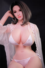 Load image into Gallery viewer, Kurzhaarige, reizende Sexdoll Emily - Real Doll - Sexpuppe - JY Doll - LoveDoll24