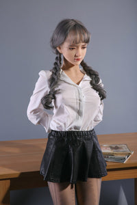 Sexy, geile Real Doll Pia - Sexpuppe - TPE Liebespuppe - Qita Doll - LoveDoll24