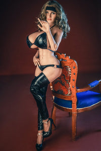 Vollbusige, heiße Sexpuppe Dinah - Real Doll - LoveDoll24