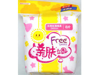 Free·飞 T83 彩色亲肤丝薄日用240mm Free·Fly Love·Your·Skin Cottony Super Thin Day Use Napkins