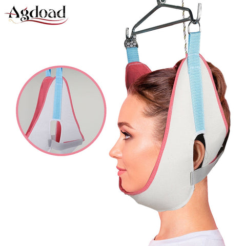 LUG Adjustable Cervical Traction Belt