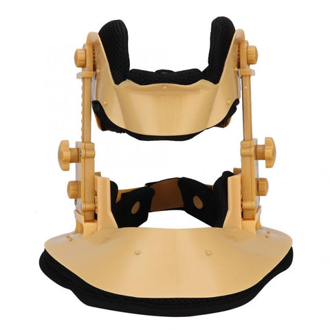 LUG Adjustable Cervical Traction Device Neck Pain Relive Collar Fixation Neck Care Recover Tools Braces Supports
