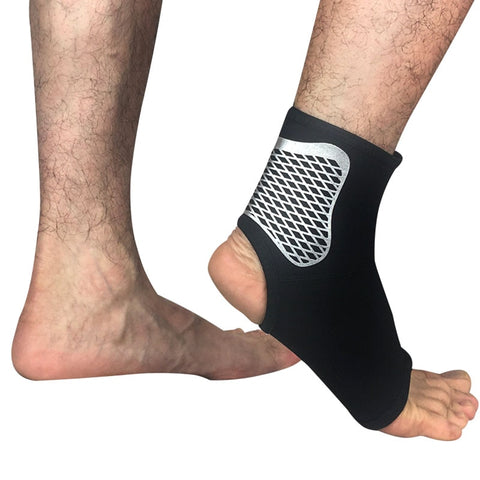 LUG Ankle Support Pad Adjustable Ankle Protector Football