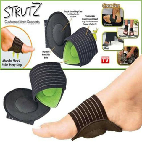 LUG Foot Insoles Arch Support Plantar