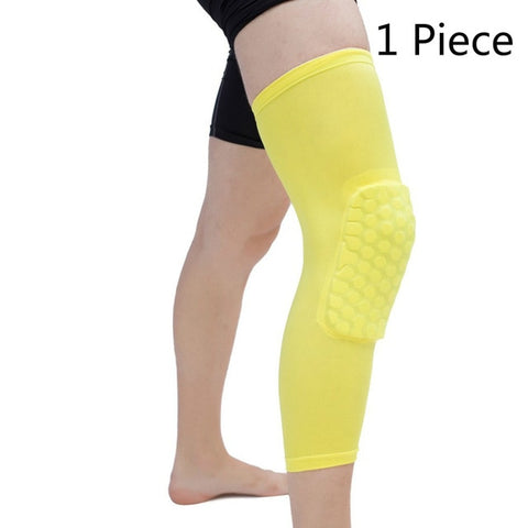 LUG 1PC Knee Pads Sleeve. Elastic Kneepad