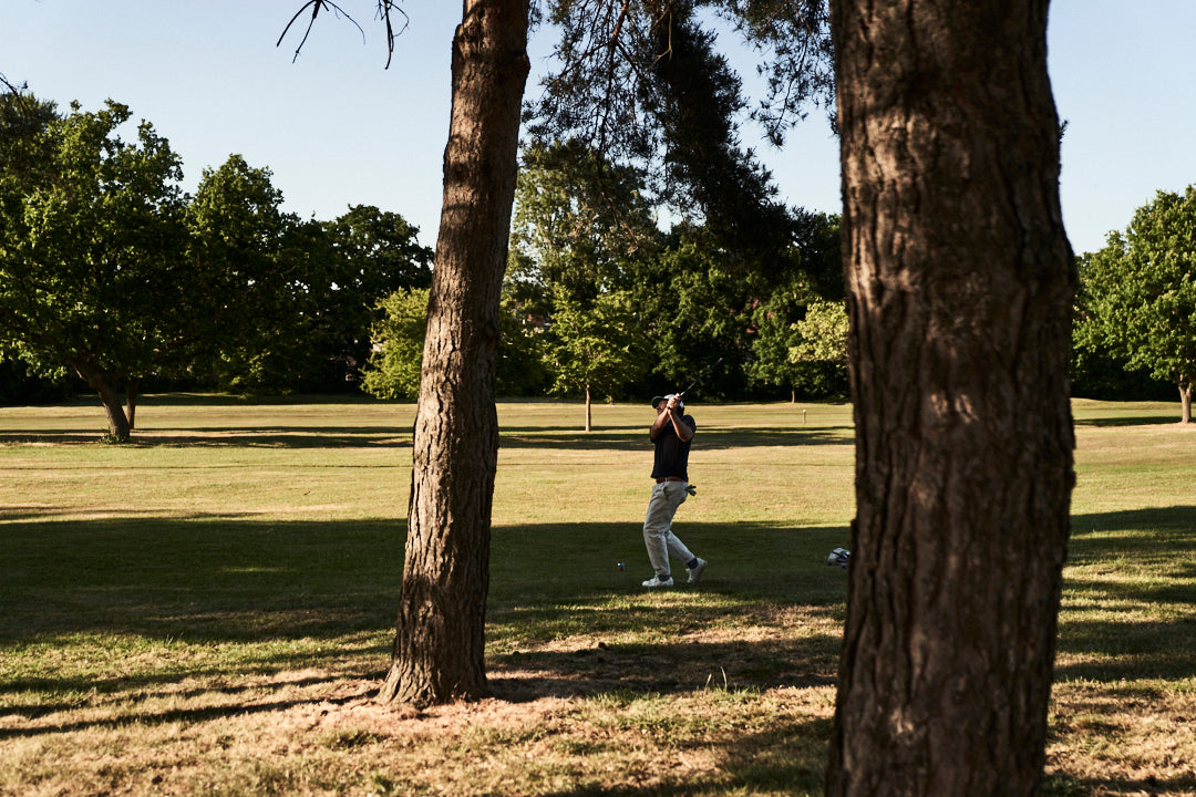 Golf is the closest thing we have to modern day meditation