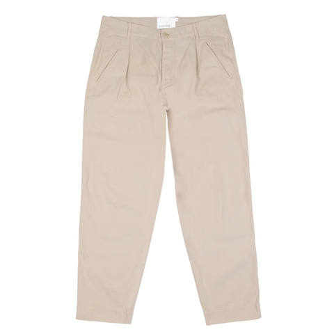 Good Walk Chino Mid Stone Twill